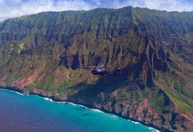 Hawaii de tout là-haut
