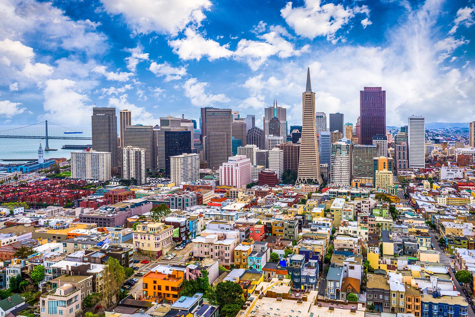 San Francisco est unique, la preuve !