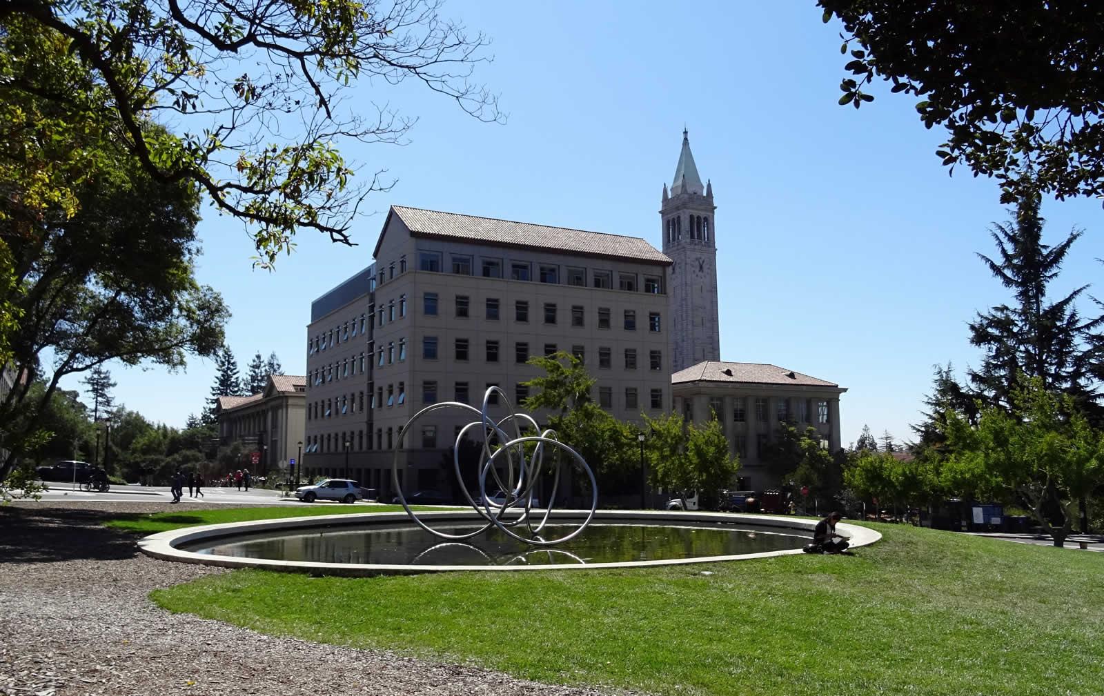Une journée à Berkeley