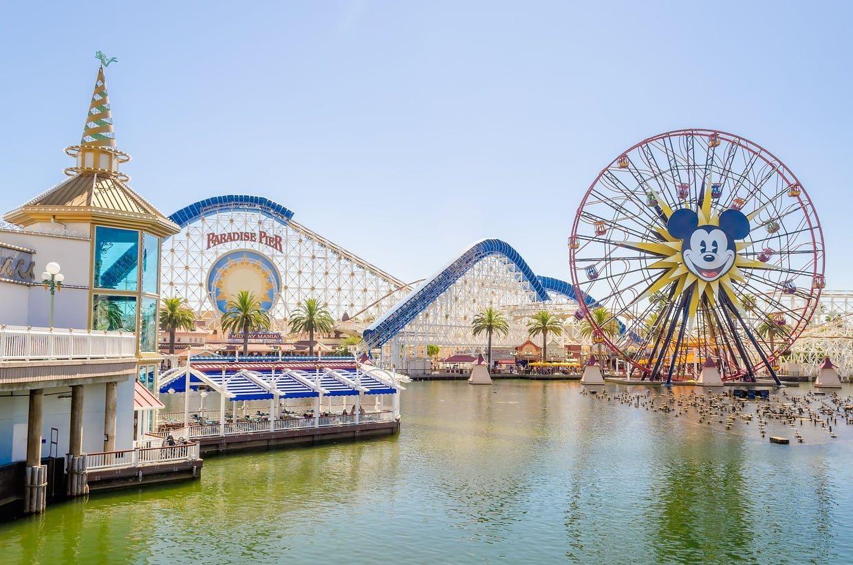 Disneyland Resort en Californie