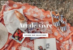 French-Wink-eshop