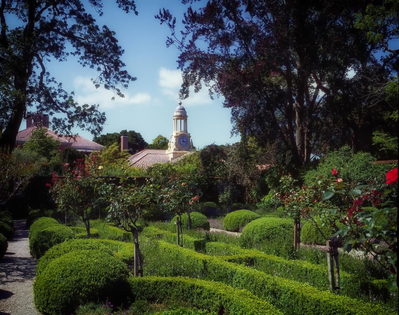 Filoli Estate and gardens