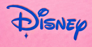 ZAGREB , CROATIA - OCTOBER 31 , 2014 : Disney logo sign printed on toy box, product shot