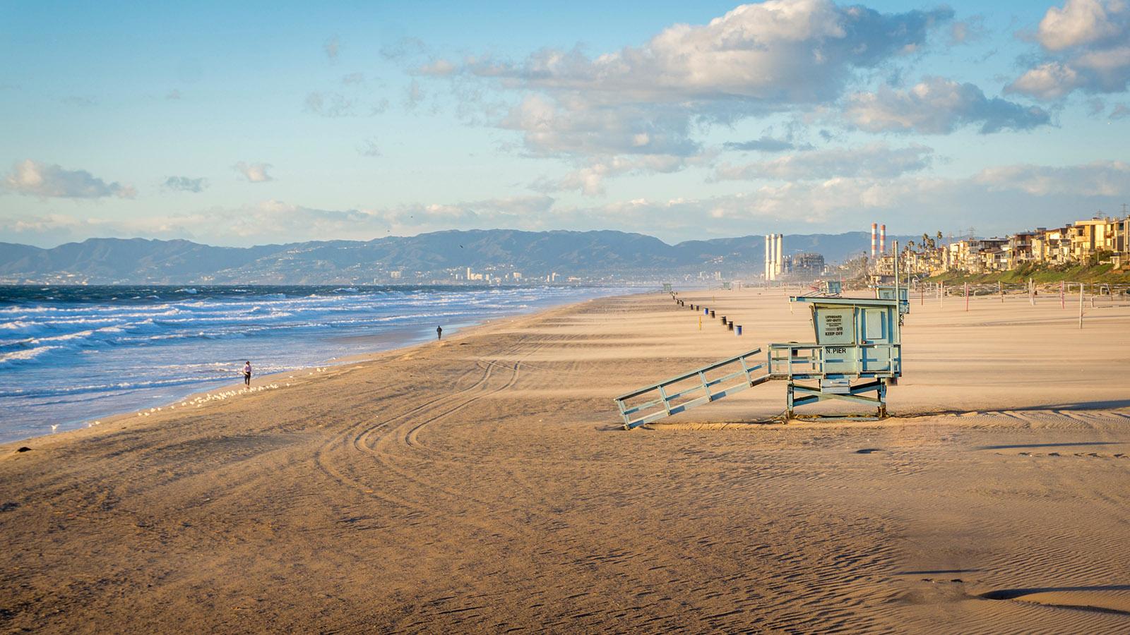 Les 5 plus belles plages dans la région de Los Angeles