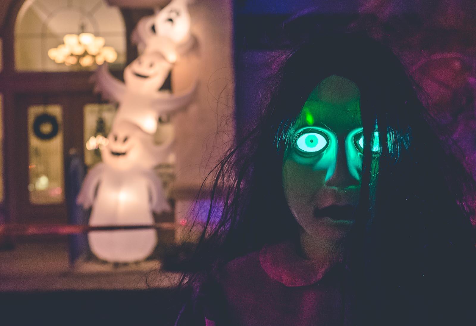 Les meilleurs lieux de l'épouvante pour Halloween à Los Angeles