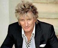 Rod Stewart en concert à Las Vegas