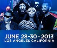 BET Experience à Los Angeles du 28 au 30 juin 2013