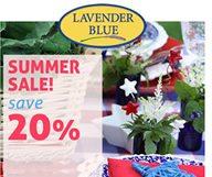 Ça sent bon l'été chez Lavender Blue !