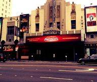 Le Pantages Theatre à Los Angeles
