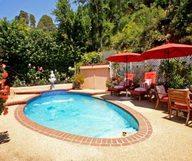Maison de style provençal à vendre à Beverly Hills