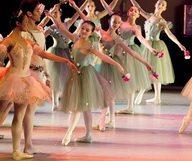 Le ballet féerique de Noël
