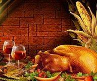 Thanksgiving sur le Strip