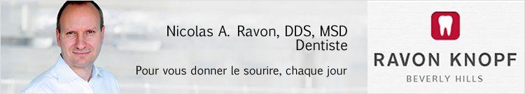 Nicolas A. Ravon, DDS, MSD