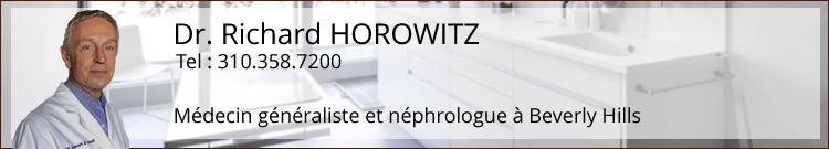 Dr. Richard Horowitz – Médecin