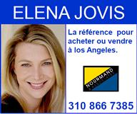 Elena Jovis – Agent immobilier Los Angeles