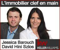 Jessica Barouch - David Hini Szlos -Keller Williams