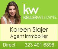 Kareen Slajer - Keller Williams Realty