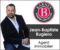 Jean-Baptiste Rugiero  <br/> Barnes International Luxury Real Estate