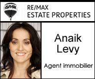 Anaik Levy - RE/MAX Estate Properties