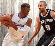 Rencontre sportive au Staples Center