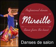 Mireille - Professeur de Danses de Salon