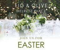 Brunch de Pâques à Melrose Place