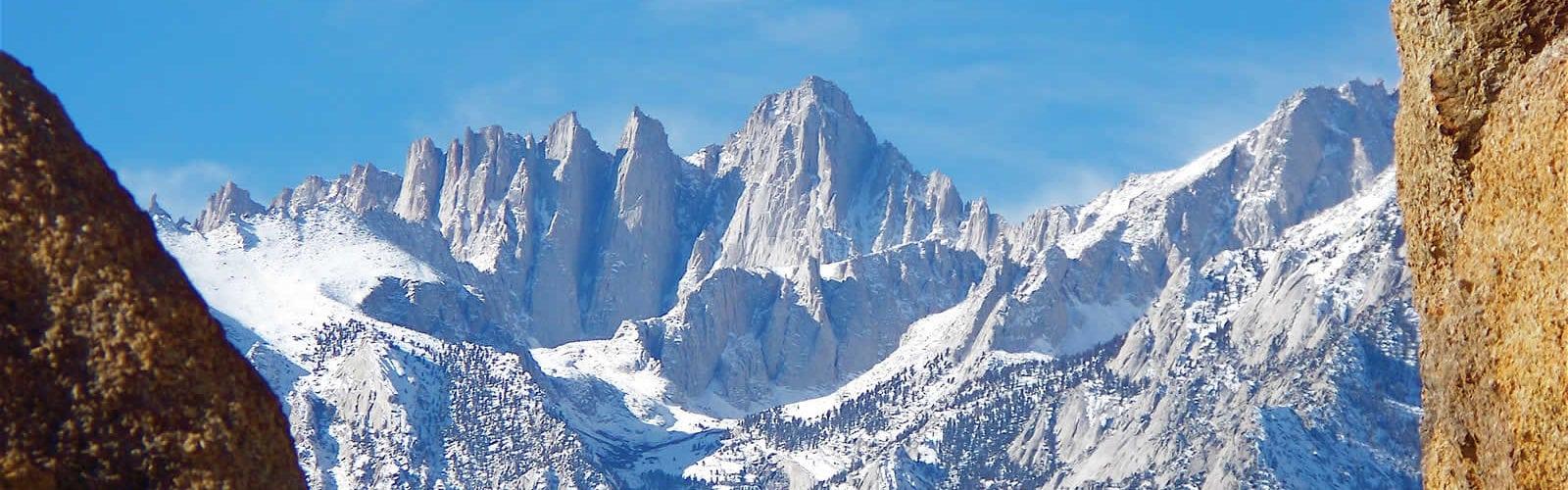La Sierra Tires >> Le Mont Whitney - Grimper le plus haut sommet de la Sierra Nevada