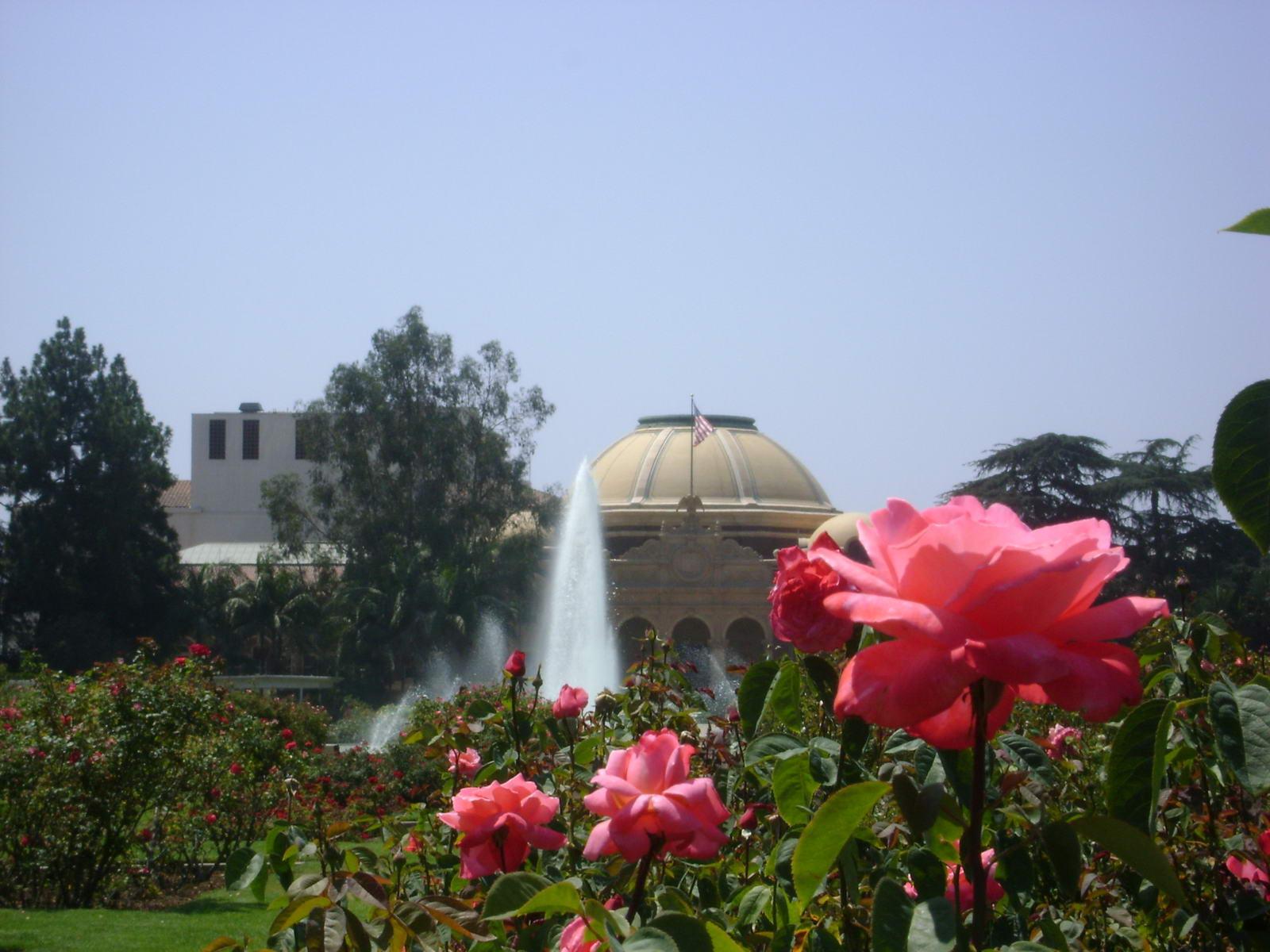 Le Rose Garden de Los Angeles