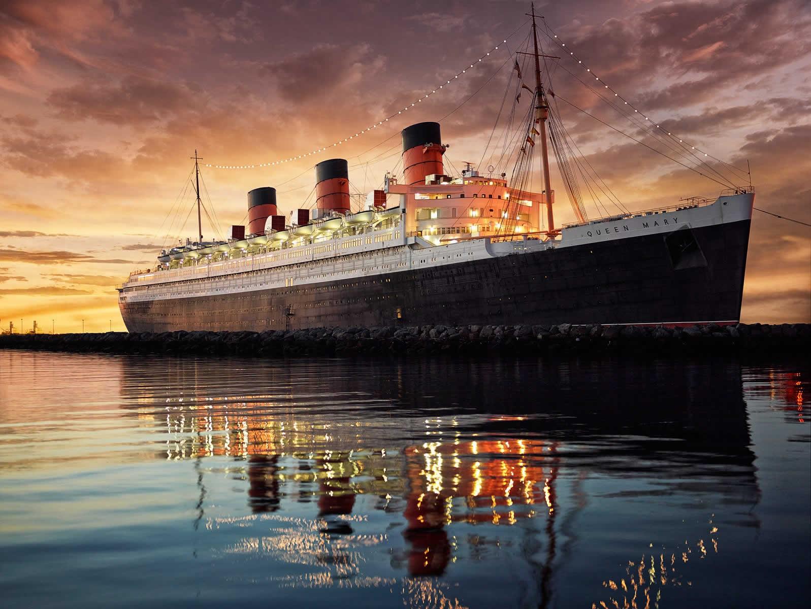 Dormir à bord du Queen Mary