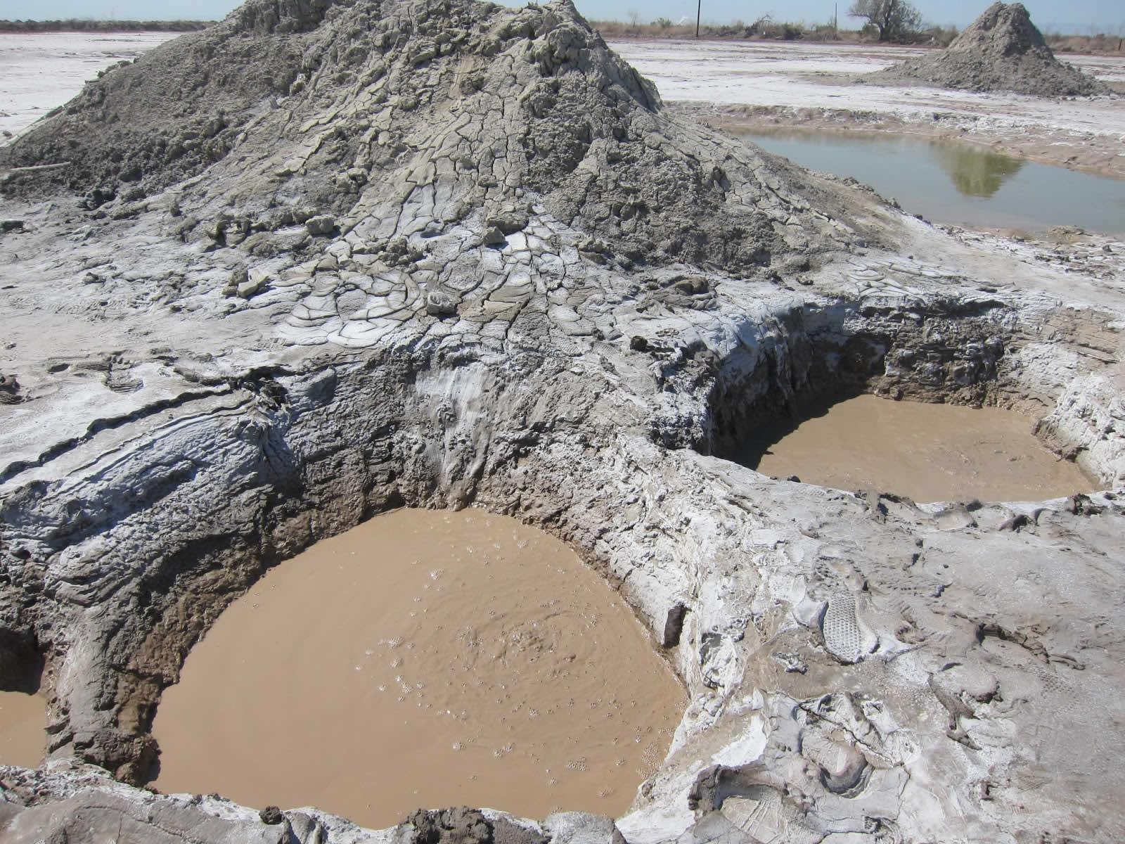 Les Mud Pots de Calipatria