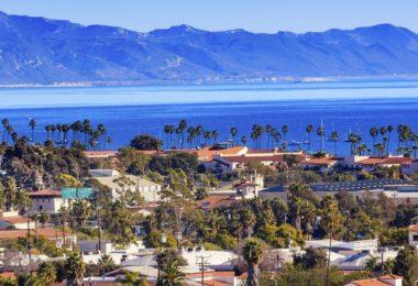 Une journée à Santa Barbara