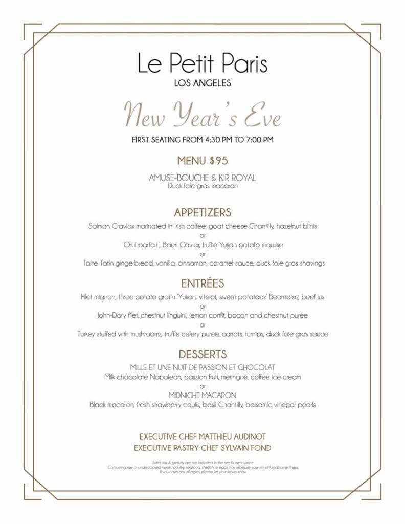 le-petit-paris-menu-new-years-eve-2018-1st-service