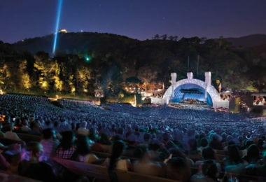 Le Hollywood Bowl, la musique en plein air à L.A.