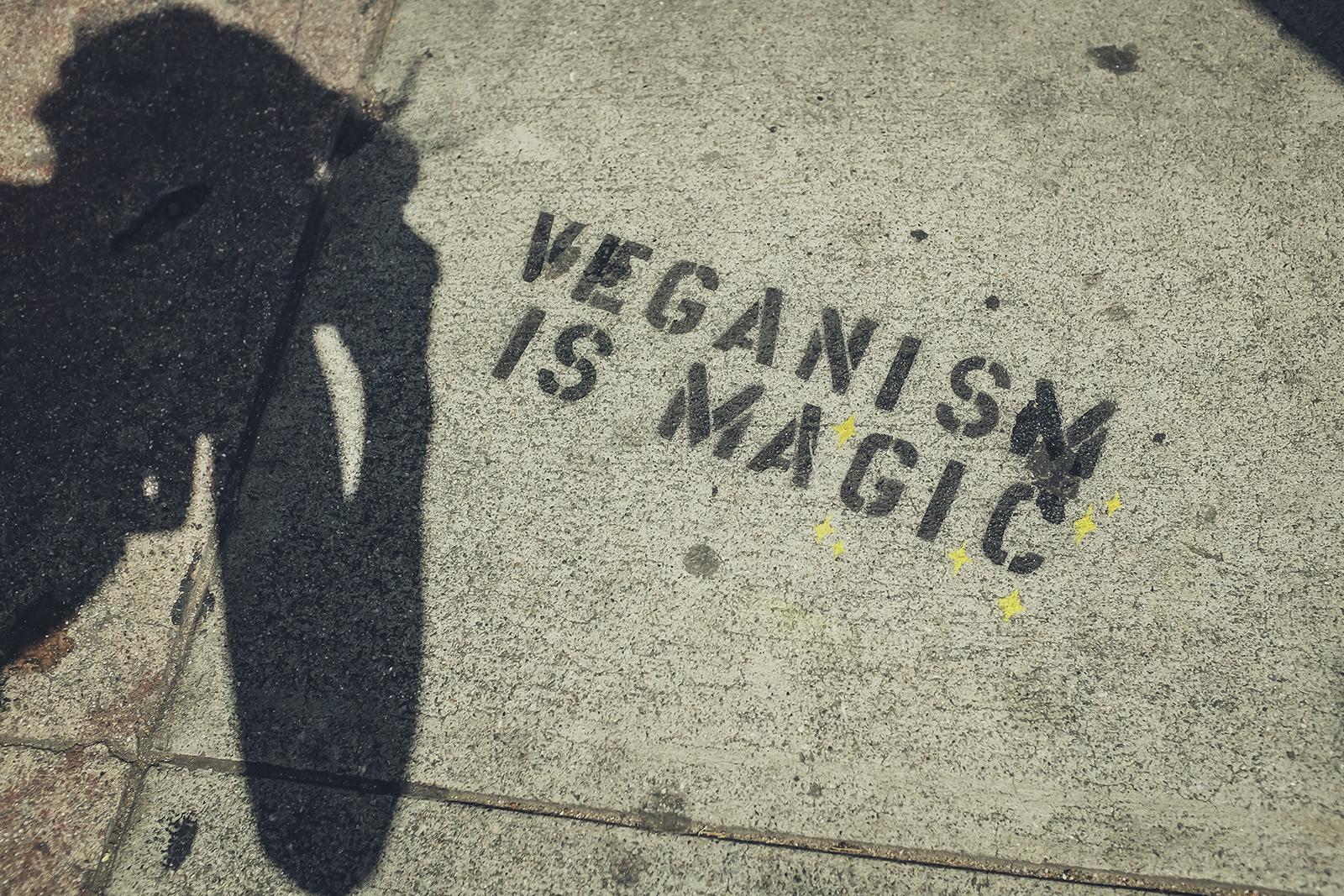 Être vegan à Los Angeles