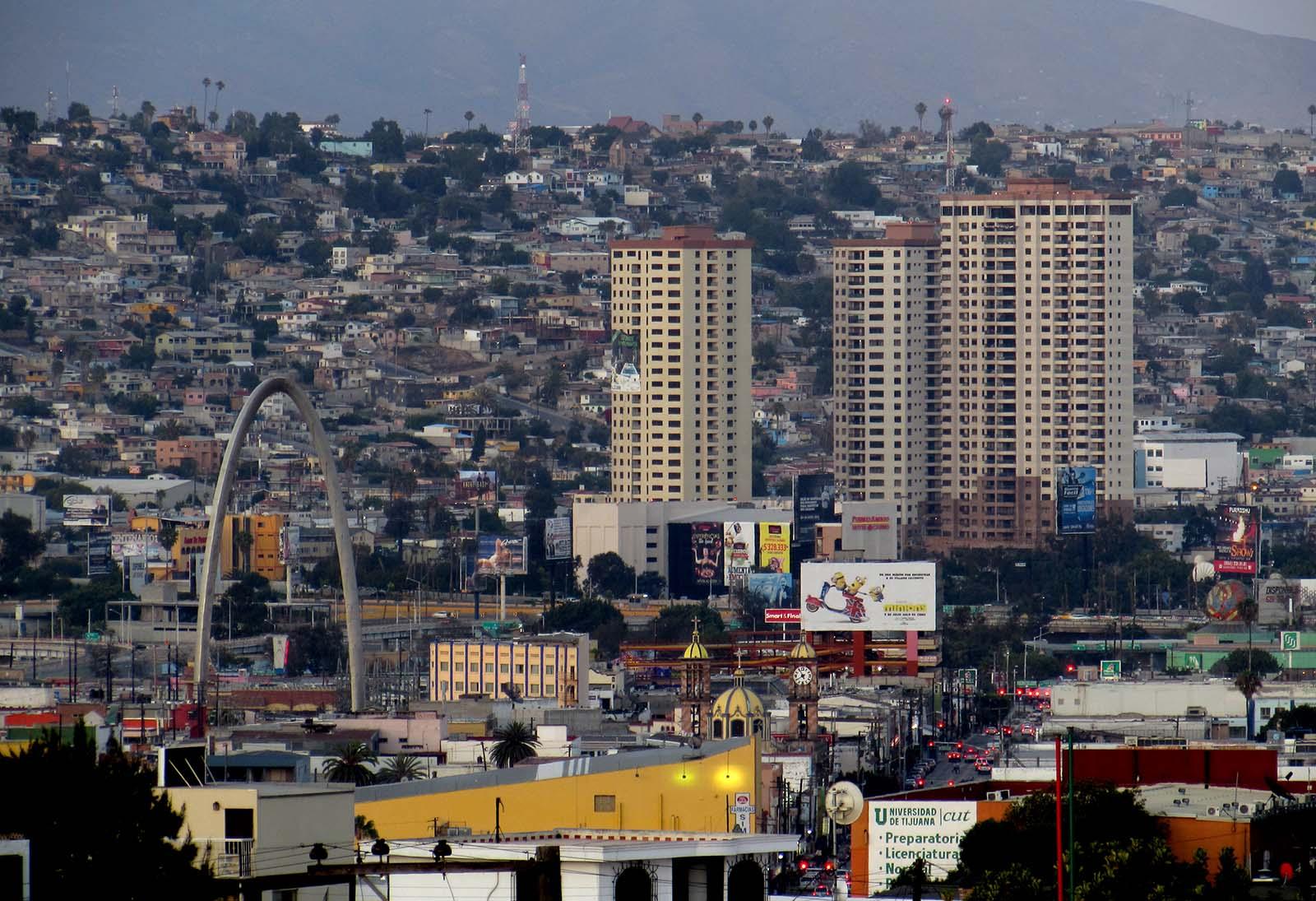 Une journée à Tijuana