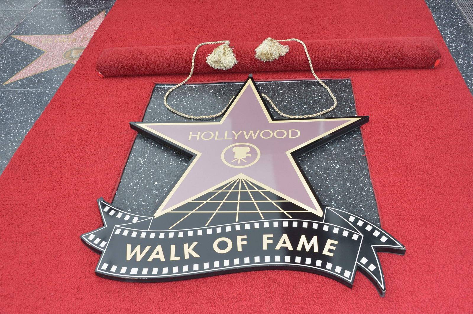 Le Hollywood Walk of Fame à Los Angeles