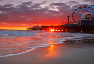 Santa Monica, un paradis en bord de mer