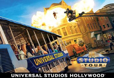 Visitez Universal Studios Hollywood