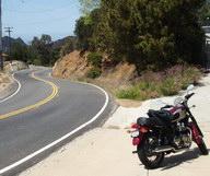 La Californie en 2 roues