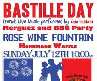 Bastille Day à Venice