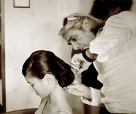 Nouveau salon de coiffure français à LA