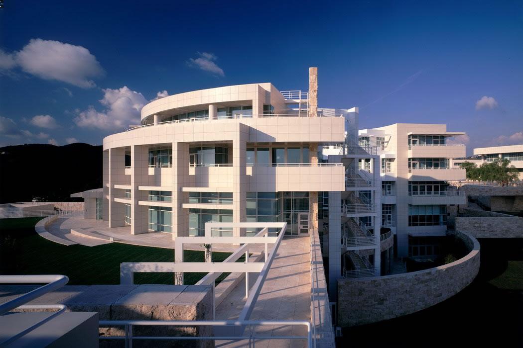 le getty center un joyau architectural sur les hauteurs de la. Black Bedroom Furniture Sets. Home Design Ideas