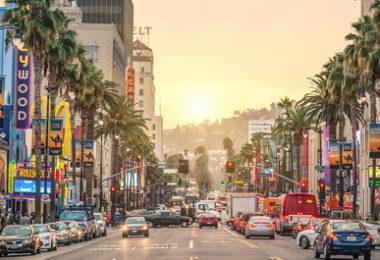 Hollywood Walk of Fame à Los Angeles - Visite sur Hollywood Boulevard