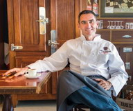 Laurent Vrignaud, « Un menu et des produits 100% français » – membre du French District