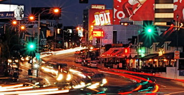 Visitez Sunset Strip - Lieu incontournable à Los Angeles, Hollywood...