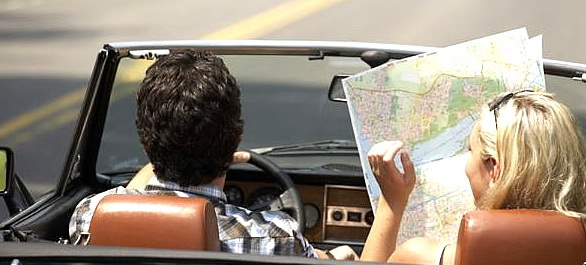 Louer une voiture en Californie