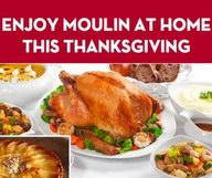 Votre menu de Thanksgiving