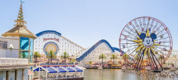 Visiter Disneyland Park en Californie - Premier parc d'attraction à Anaheim
