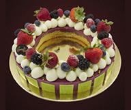 De beaux gâteaux