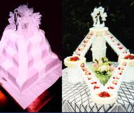 Il se marièrent et mangèrent du gâteau...